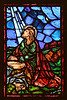 Religious Art, Stained Glass from Reformation Lutheran Church, Washington D.C                                                                      John Lynner Peterson, photographer