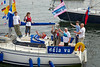 Commonwealth Flotilla at James Watt Dock Marina - 26 July 2014