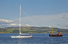 Commonwealth Flotilla Arriving Back at Greenock - 28 July 2014