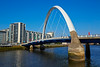 Squinty Bridge During the Glasgow Commonwealth Games - 23 July 2014