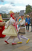 'Cake Dance' at Glasgow Waterfront - 27 July 2014