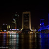 Downtown Jacksonville, Florida skyline.  View from across the St. John's River.