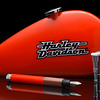 Maker:  Brian M. Buckner<br /> Title:  Harley Fountain Pen<br /> Category:  Closeup/Macro<br /> Score:  14