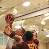 Menlo-Atherton High Varsity Boy's  Basketball vs. Sequoia High, 2014-01-31