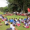 Rugby Training Clinic, Lalamanu School. Credit: New Zealand Ministry of Foreign Affairs and Trade