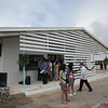 The opening of the new Niue Tourism Centre by New Zealand Minister of Foreign Affairs and Trade Murray McCully and Premier Talangi. Credit: New Zealand Ministry of Foreign Affairs and Trade