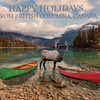 Happy Holidays at Emerald Lake