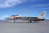 F-14USN-VF-114 0021 A taxing Grumman F-14 Tomcat USN 159870 VF-114 AARDVARKS USS Kitty Hawk NAS Fallon 11-1980 military airplane picture by Michael Grove, Sr