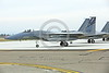F-15ANG 00029 A McDonnell Douglas F-15 Eagle jet fighter California ANG 80018 144 FW at EOR for final check before take-off at Fresno ANG base 3-2015 military airplane picture by Peter J Mancus