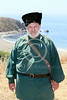 HR-FtRossRUSS 00001 A Ft Ross California male civilian Russian settlor historical re-enactor picture by Peter J Mancus