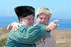 HR-FtRossRUSS 00126 Two Russian settlor historical re-enactor buddies at Ft Ross California, historical re-enactor picture by Peter J Mancus
