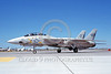 F-14USN-VF-1 0049 A taxing USN Grumman F-14 Tomcat jet fighter 161279 VF-1 WOLFPACK USS Ranger NAS Fallon 10-1981 military airplane picture by Michael Grove, Sr