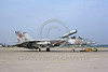 F-14USN-VF-74 0021 A static Grumman F-14 Tomcat USN 161432 combinded VF-74 BEDEVILERS and VF-101 GRIM REAPERS markings NAS Oceana 9-1994 military airplane picture by Brian C Rogers