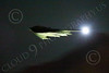 WWAN 00012 A Northrop B-2 Spirit stealth strategic bomber climbs out after taking off from Nellis AFB for a night Red Flag mission military airplane picture by Peter J Mancus