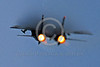 AB-F14USN 00003 Tight crop of a USN Grumman F-14 Tomcat jet fighter in afterburner military airplane picture by Peter J Mancus