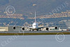 A380 00275 Head-on view of an Airbus A380 Emirates Airline A6-EEU at SFO 12-2014 airliner picture by Peter J Mancus