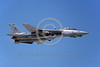 F-14USN-VF-101 0050 A flying Grumman F-14 Tomcat USN 159836 VF-101 GRIM REAPERS 6-1994 military airplane picture by Michael Grove, Sr