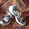 Item # 2649; NIKE; sz 10; white blue silver and orange; PHP875<br /> <br /> Taken with SmugShot on my iPhone