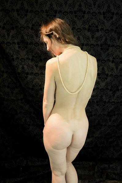 Sara Nude Hunchback Ziegfeld follies recreation