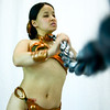 Slave Princess Leia Cosplay Star Wars Collered