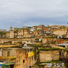 Fez Under Gray Skies