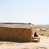 Improved Roof Shelter in IDP Camp, Herat, Afghanistan