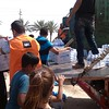Photos from NRC's distribution to IDP's from Anbar, 20th May 2015 Photo: NRC / Diana Tonea