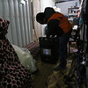 NRC Facilitates Distribution of Gas Heaters During Winter Storm in Khuzaa, south Gaza Strip. 10.1.2015. By Emad Bawdwan