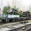 LNWR RS 1020 Steam Crane & Crane Runner LNWR 284235  02,03,2014 (From Churnet Valley Railway)