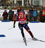 Jessie Diggins<br /> 2014 FIS World Cup Cross Country sprints in Davos<br /> Photo © Levi Hensel
