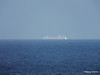 Blow up of INDEPENDENCE OF THE SEAS from Havana 10-02-2014 08-07-14