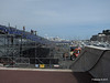 Grand Prix stand preparations obscure Port Hercule Monaco 07-04-2014 13-39-37