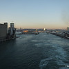 Departing Barcelona on board MSC SINFONIA PDM 06-04-2014 18-11-26