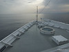 Over the bow sunset Deck 9 MSC SINFONIA PDM 05-04-2014 16-13-16