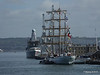 Mexican Navy Training Ship CUAUHTEMOC Portsmouth PDM 29-06-2015 08-07-30