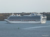 CROWN PRINCESS off the Isle of Wight PDM 30-04-2013 18-16-35