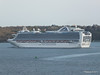 CROWN PRINCESS off the Isle of Wight PDM 30-04-2013 18-16-38