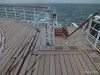 Over QM2's Stern from Deck 12 PDM 11-11-2013 15-29-40