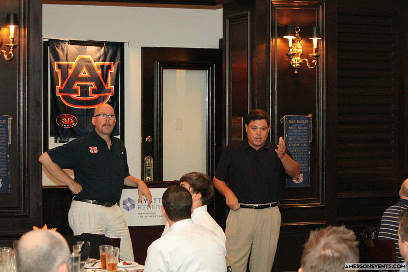 Auburn SEC Media Day Luncheon 2014