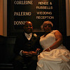 Renee James & Russell Nails Wedding