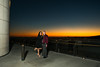 Samuel Rivera Photography, LA Engagement Session, Los Angeles Art District. Dinsey Concert Hall, Griffith Observatory, Audrey and Michael Zuniga