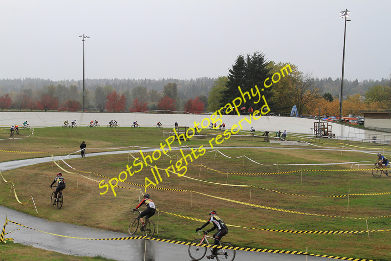 Finally, A Wet CX Course!