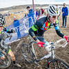 Colorado State Cyclocross Championships. Castle Rock, Colorado. December 15, 2013