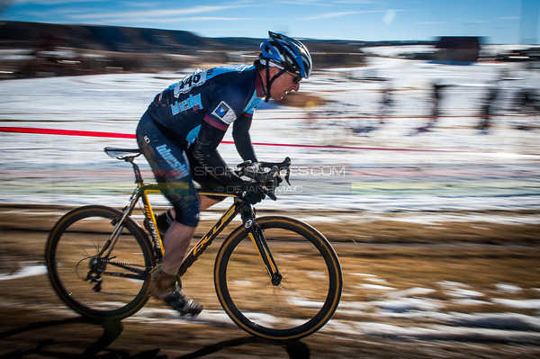Colorado State Cyclocross Championships. Castle Rock, Colorado. December 14, 2013