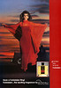 DANA Forbidden 1996 US (simple page with scent strip) <br /> 'Have a forbidden fling! Forbidden...the exciting fragrance by Dana'