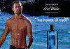 DAVIDOFF Cool Water 2008 UK spread MODEL: Josh Holloway, PHOTO: Michel Comte