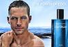 DAVIDOFF Cool Water 2011 Italy spread 'The power of cool - Starring Paul Walker'<br /> MODEL: Paul Walker (actor),