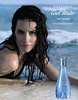 DAVIDOFF Cool Water Woman 2008-2010 UK MODEL: Evangeline Lilly (actress 'Lost')