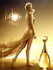 J'Adore DIOR Eau de Parfum 2014 Russia (2 vertical lines in Russian) <br /> MODEL: Charlize Theron, PHOTO: Jean Baptiste Mondino