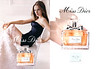 Miss DIOR Eau de Parfum 2015 Spain recto-verso with scent sticker